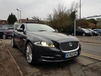 Jaguar XJ 3.0 TD Luxury SWB Saloon (s/s) 4dr PERFECT EXAMPLE MUST BE SEEN 2013