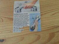 Safety Suction Handles for Bath, Shower, Toilet £8