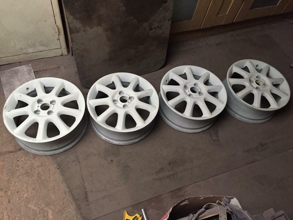Corsa C 4x100 wheels