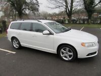 Volvo V70 2.4 D5 Auto / Geartronic Twin Turbo 215 Bhp 2013 / 63 Reg Ex Police