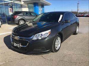 2015 Chevrolet Malibu LT - ONE OWNER TRADE - 14, 000 KM'S