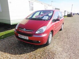 Bargain Citroen Picasso * Clean & Reliable * MOT'd * Recent Full Service * Ready To Go!