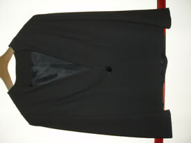 Ladies Black Jacket