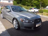 Jaguar XF 2010 in Immaculate Condition Inside and Out