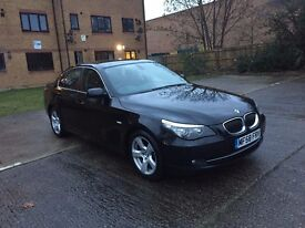 BMW 5 SERIES SALOON 525i SE 4dr Step Auto. NOT 520d 523i 525d 530d AUDI A5 A6 A8 VW PASSAT E CLASS
