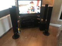 LG 42 inch home cinema TV