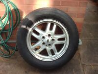 Mkii diso wheels range rover 18; mr2 wheels and tyres 15;