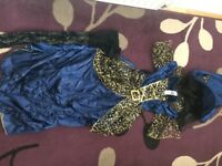 Halloween dress age 5-6 years