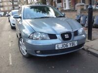 Seat Ibiza 2006-Low Mileage-Good Condition-Long MOT