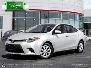 2016 Toyota Corolla -