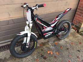 Oset 20 eco electric trials bike
