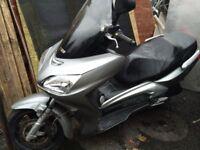 Tgb X motion 125 scooter