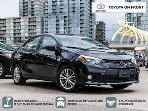 2014 Toyota Corolla LE CVT Technology Package *RARE