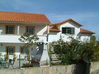 Guest House/Family House for Sale in PORTUGAL- Caldas da Felgueira.[negotiable]