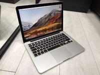 "Apple MacBook Pro Retina 13.3"" 2.6GHz Core i5 512GB SSD 8GB RAM (Late 2013)"