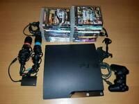 Playstation 3 slim 320 gb bundle