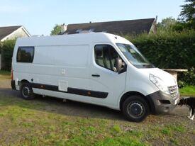 Renault, MASTER, Extra, Panel Van, 2014, Manual, 2298 (cc) Campervan/Camper/Motorhome