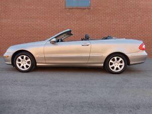 2004 Mercedes-Benz CLK-Class CLK320 -- 4 SEATER