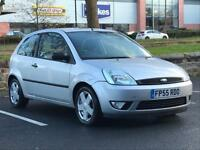 2005 FORD FIESTA 1.4 ZETEC CLIMATE *TOP SPEC* 3DR PETROL *1 F KEEPER* *S HISTORY* *LONG M.O.T*