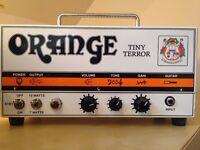 Orange 'Tiny Terror' Guitar Valve Amplifier Head 15W