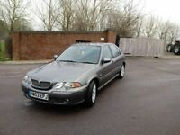 MG ZS 12 MONTH MOT 1.8 2004
