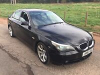 *** BMW 530i 2004 swap px car van ****