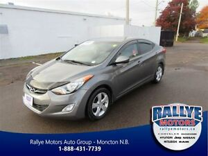 2013 Hyundai Elantra GLS! Sunroof! Alloy! Heated! Save!