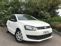 2011 (11) Volkswagen Polo 1.2 S ( 60ps ) 6,000 MILES 1 OWNER IMMACULATE CONDITION