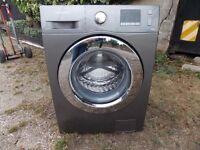 Samsung ecobubble washing machine , refurbished with warranty.