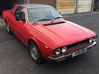 Classic Lancia Beta Spyder For Sale
