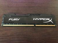 HyperX FURY 8GB DDR3 1866 MHz