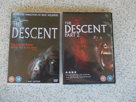 The Descent 1 and 2