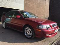 2002 VOLVO S40 SPORT LUX 1.8 *NEW MOT, NEW CAMBELT, NEW CLUTCH, FULL LEATHER HEATED SEATS*