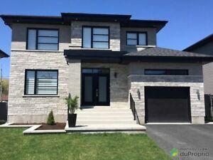585 000$ - Maison 2 étages à vendre à Chambly