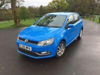 Volkswagen polo tsi 1.0 bluemotion technology