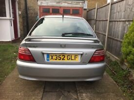 HONDA ACCORD NEW CLUTCH NEW TIMING BELT GOOD CONDITION NO FAULTS AMAZING RUNNER