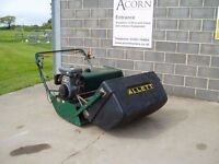 Used Allett Regal 42in cylinder mower