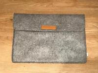 Laptop cover and cable tote