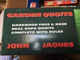 Garden Quoits brand new