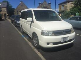 Honda Stepwagon 8 seater, like Mazda bongo