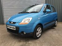 2009 CHEVROLET MATIZ 1.0 SE+ 5dr **FULL YEARS MOT**