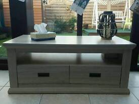 Coffee table / Tv Unit with drawers storage