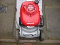 Honda HRB 425c Rotary Rear Roller Push Lawnmower