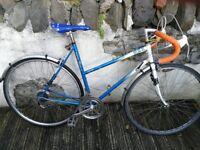 Retro -Ladies MBK Super Sport 6 Road Bike