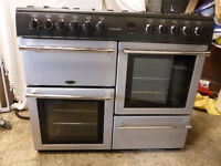 Belling Countrychef Dual Fuel Range Cooker (LPG-Electric)