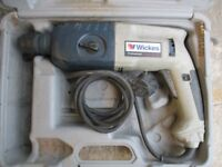 Wickes Professional SDS 240 volt Hammer Drill