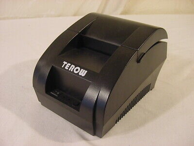 Terow Thermal Receipt Printer Usb 58mm Pos-5890k
