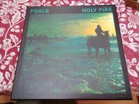 Foals Holy Fire Boxset