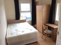 double room with en-suite on Great Knolly Street - close to town