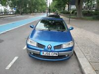 Renault, MEGANE, Convertible, 2006, Manual, 1461 (cc), 2 doors